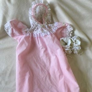 Cabbage patch kids dress